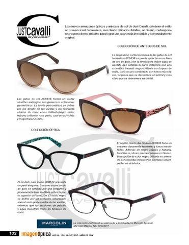 Revista Noviembre Diciembre 2014 by Imagen Optica - issuu