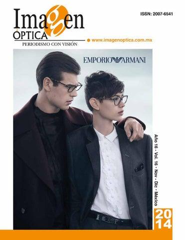 87c2d1c26c Revista Noviembre Diciembre 2014 by Imagen Optica - issuu