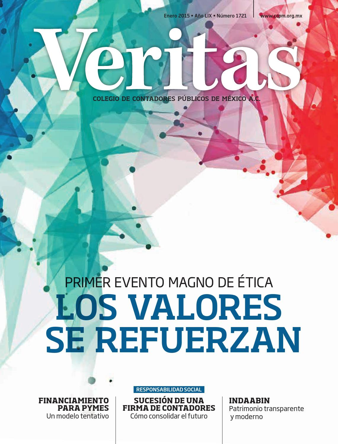 Veritas enero 2015 by Antonio Vivanco - issuu