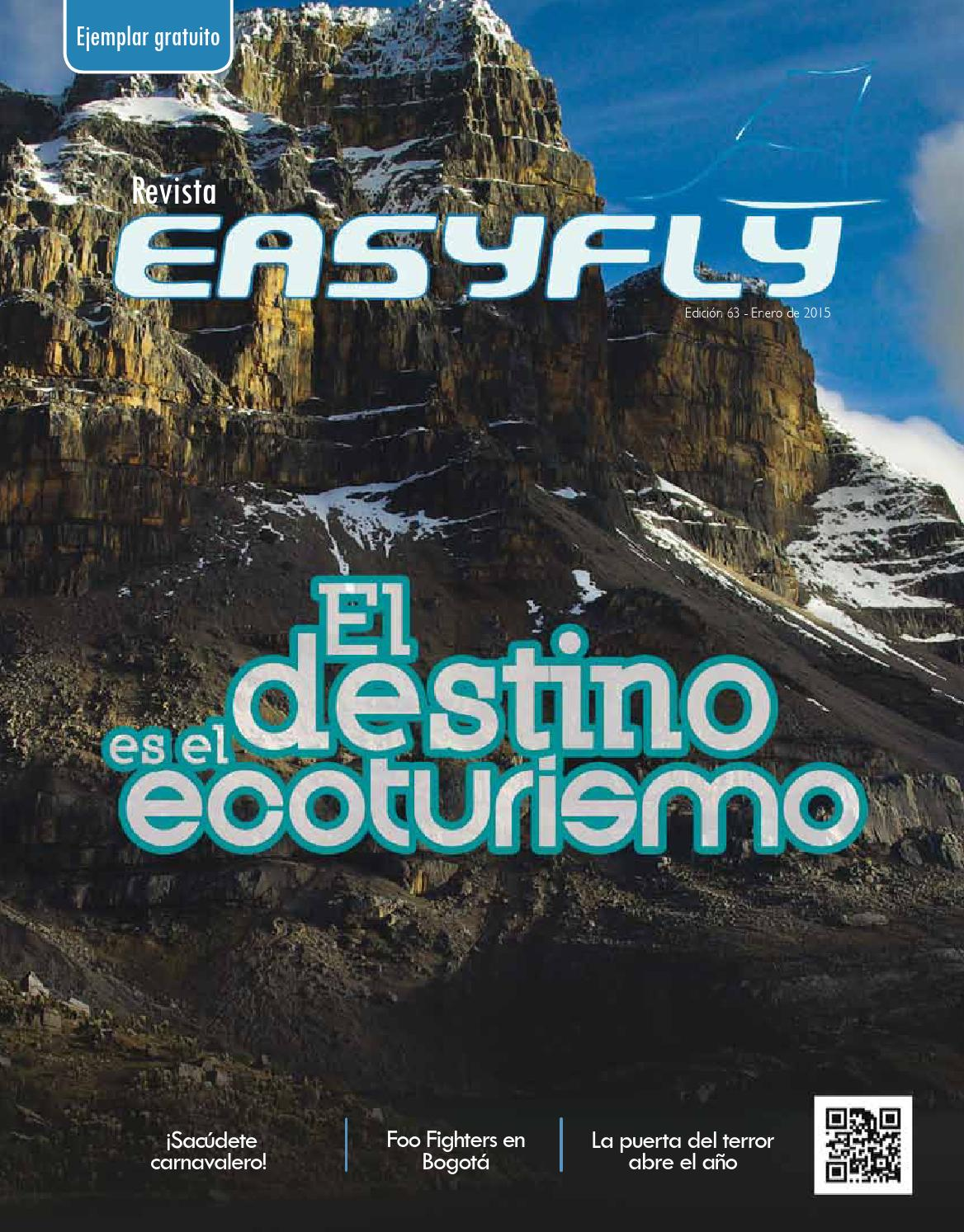 Revista Easyfly Enero 2015 edición 63 by Revista Easyfly - issuu