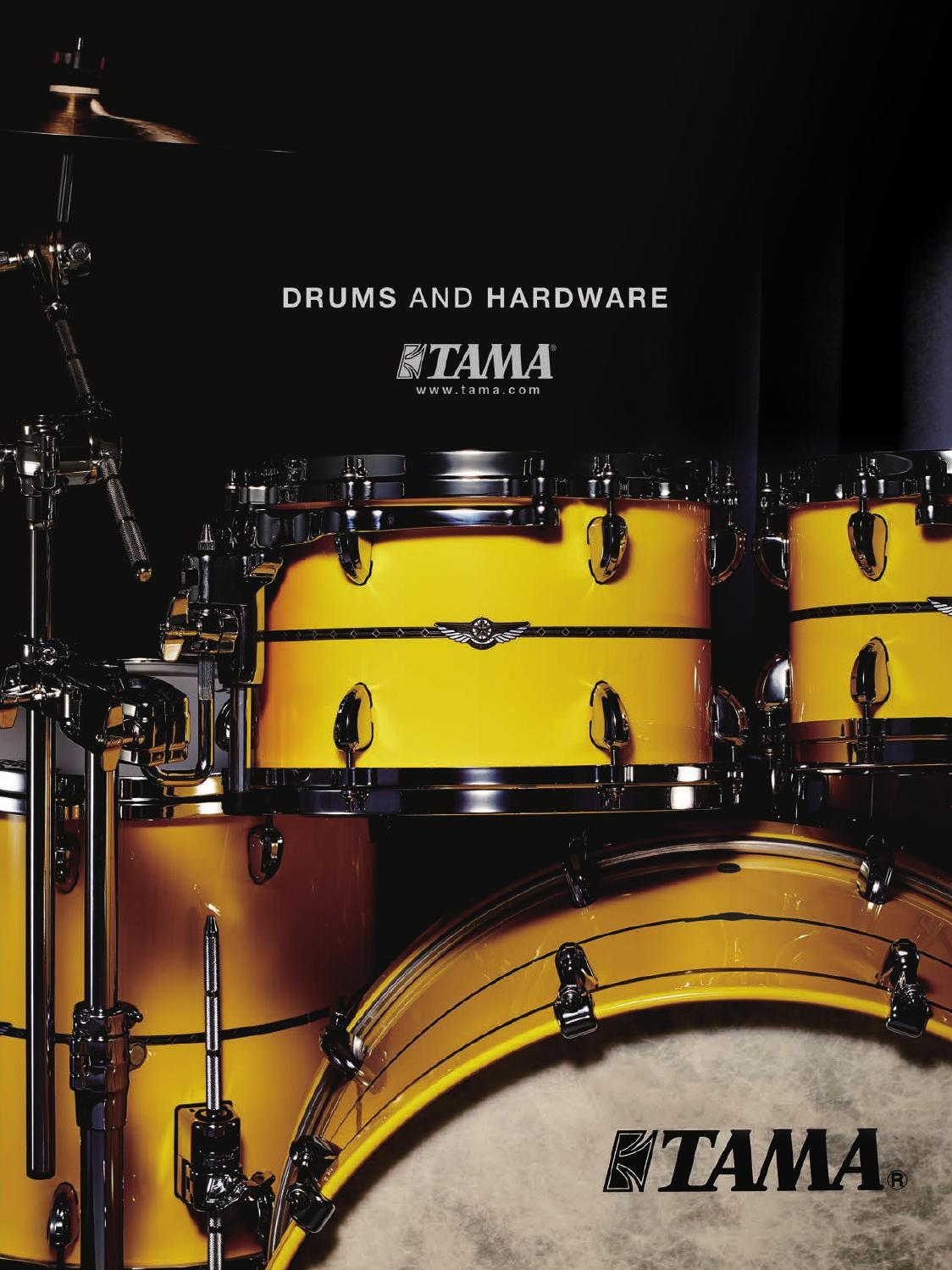 Tama Catalog 2015 By Mogar Music S P A Issuu