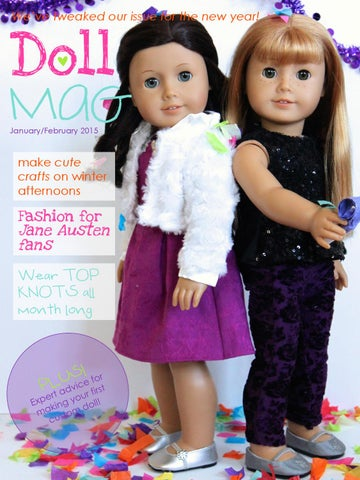 d79e343ea3a 2014 ANNUAL by Antique Doll Collector Magazine - issuu