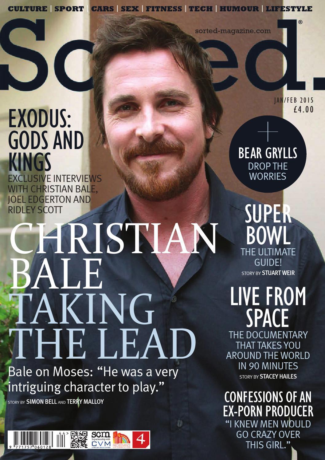 SORTED magazine : Jan / Feb 2015