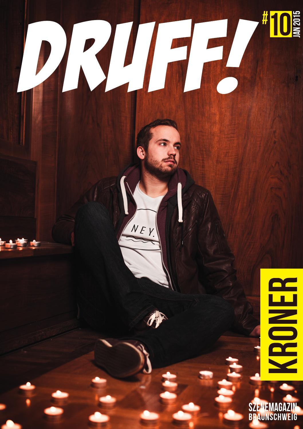 Druff!-Magazin #10 BS Januar 2015 by DRUFF! Magazin - issuu