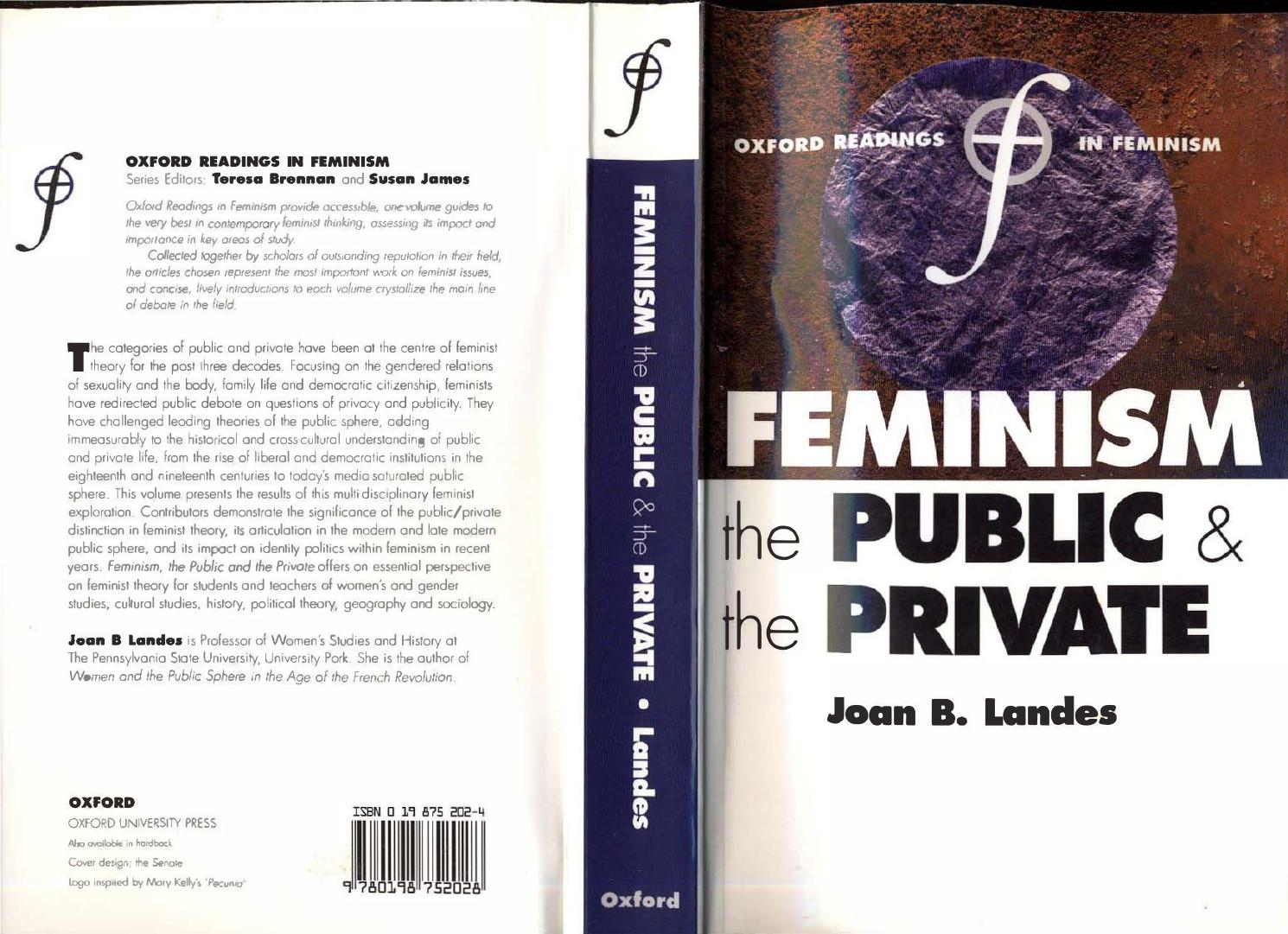 feminism the public and the private collected essays by open  feminism the public and the private collected essays by open critique issuu