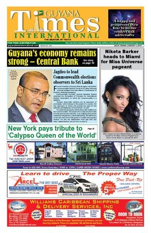 Guyana times international