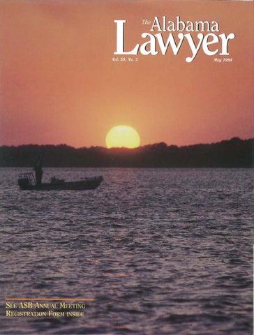 Lawyer 5 98 web by Alabama State Bar Association - issuu