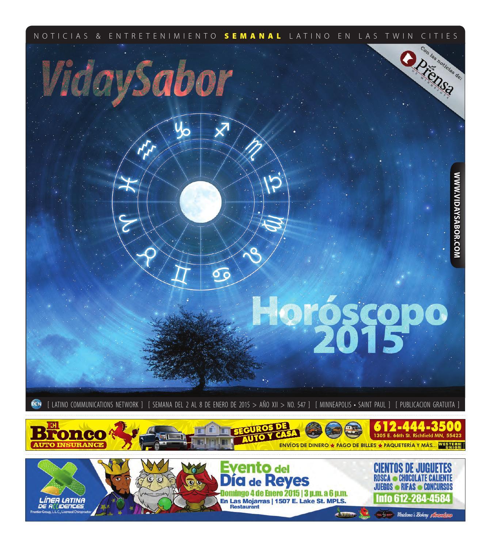 Vida y Sabor 547 by Latino Communications Network LLC - issuu