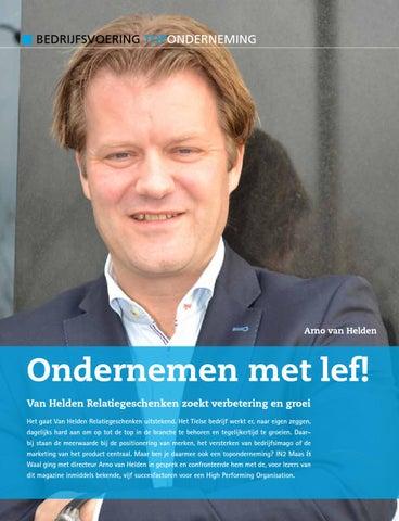 in2 maas & waal, jaargang 3, nummer 4, 2014business media