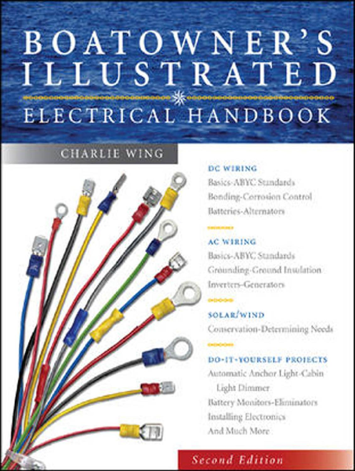 Boatowners Illustrated Electrical Handbook By Tera Anto Issuu Far West Cathodic Rectifier Wiring Diagram