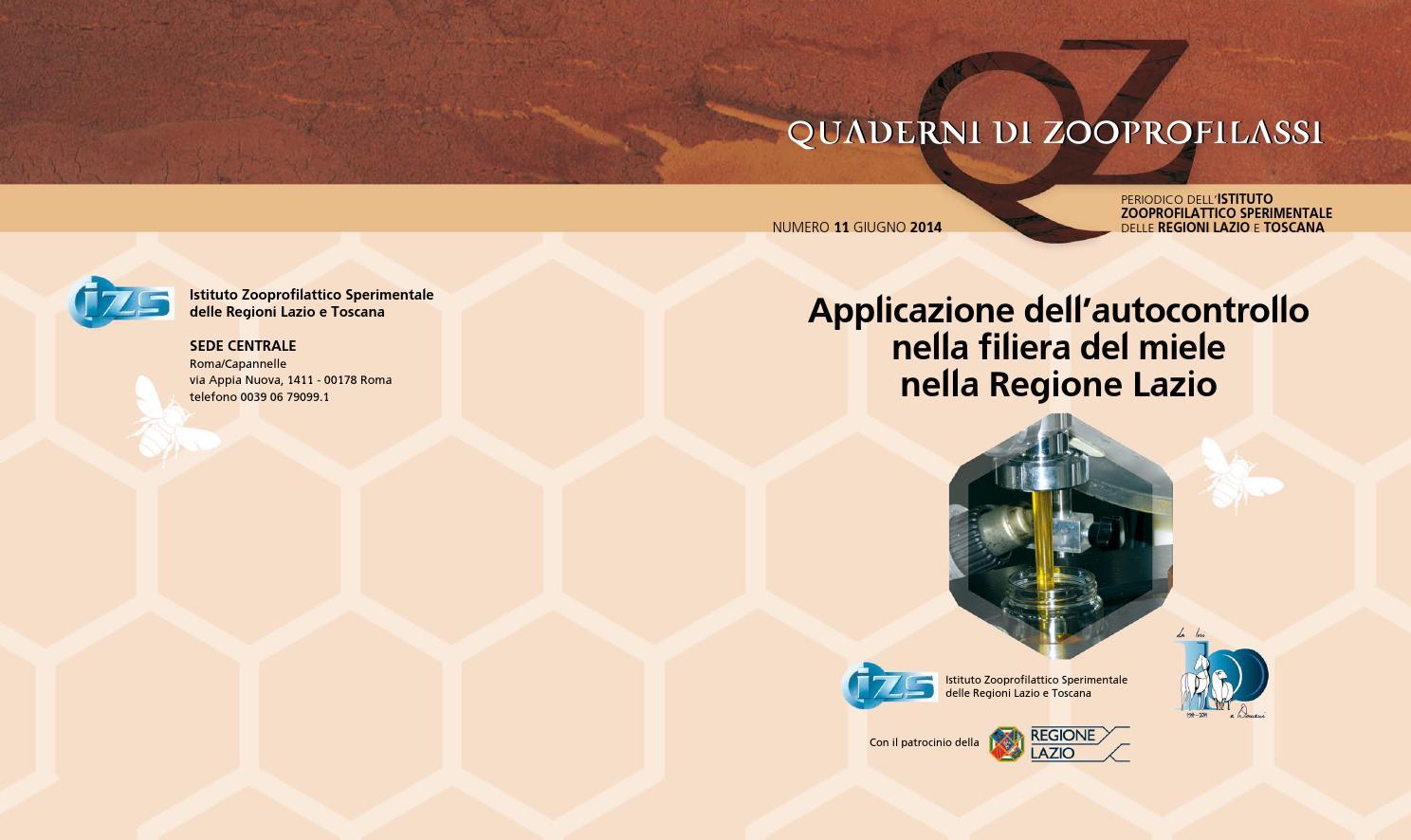 Laboratori smielatura by Unità Operativa di Apicoltura ...