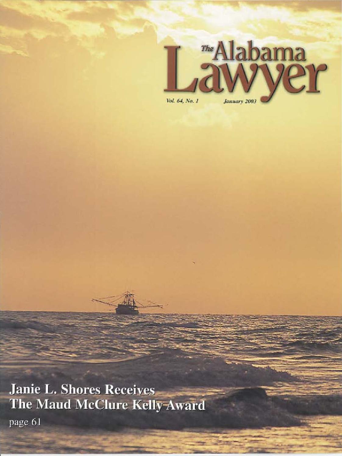 Lawyer 1 03 web by Alabama