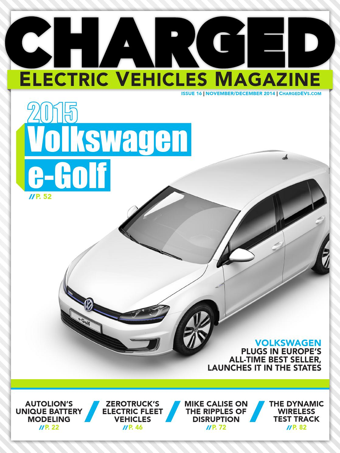 CHARGED Electric Vehicles Magazine - Iss 16 NOV/DEC by CHARGED Electric  Vehilces Magazine - issuu