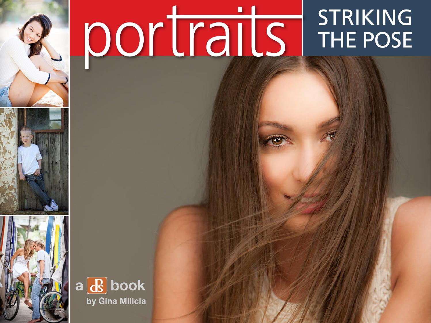 e132437bf Portraits striking the pose ebook by beyond-words - issuu