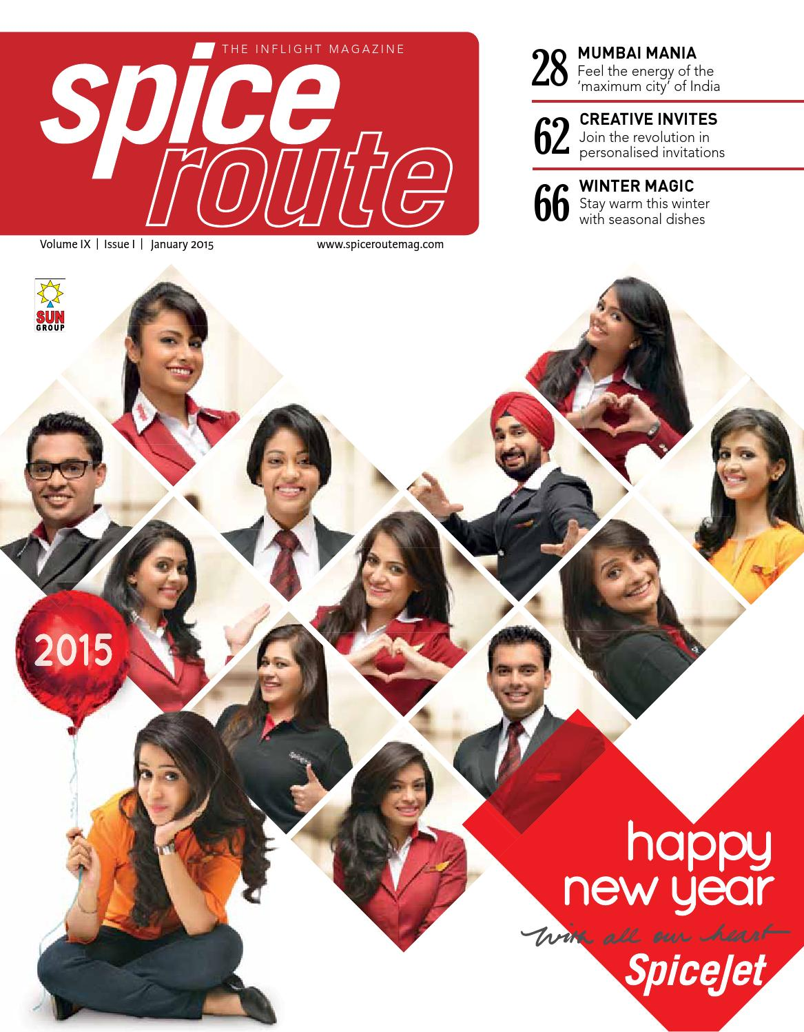 Spiceroute January 2015 by Maxposure Media Group Pvt Ltd - issuu