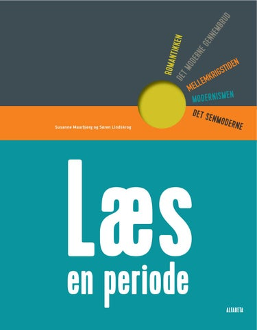 Læs en periode - fem litterære perioder by Alinea - issuu