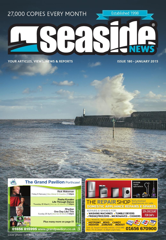 Seaside News - January 2015 by Seaside News - issuu