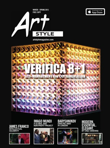 Art Style Winter 2015 by Ingenia Direct s.r.l. - issuu 3e2d4672f891