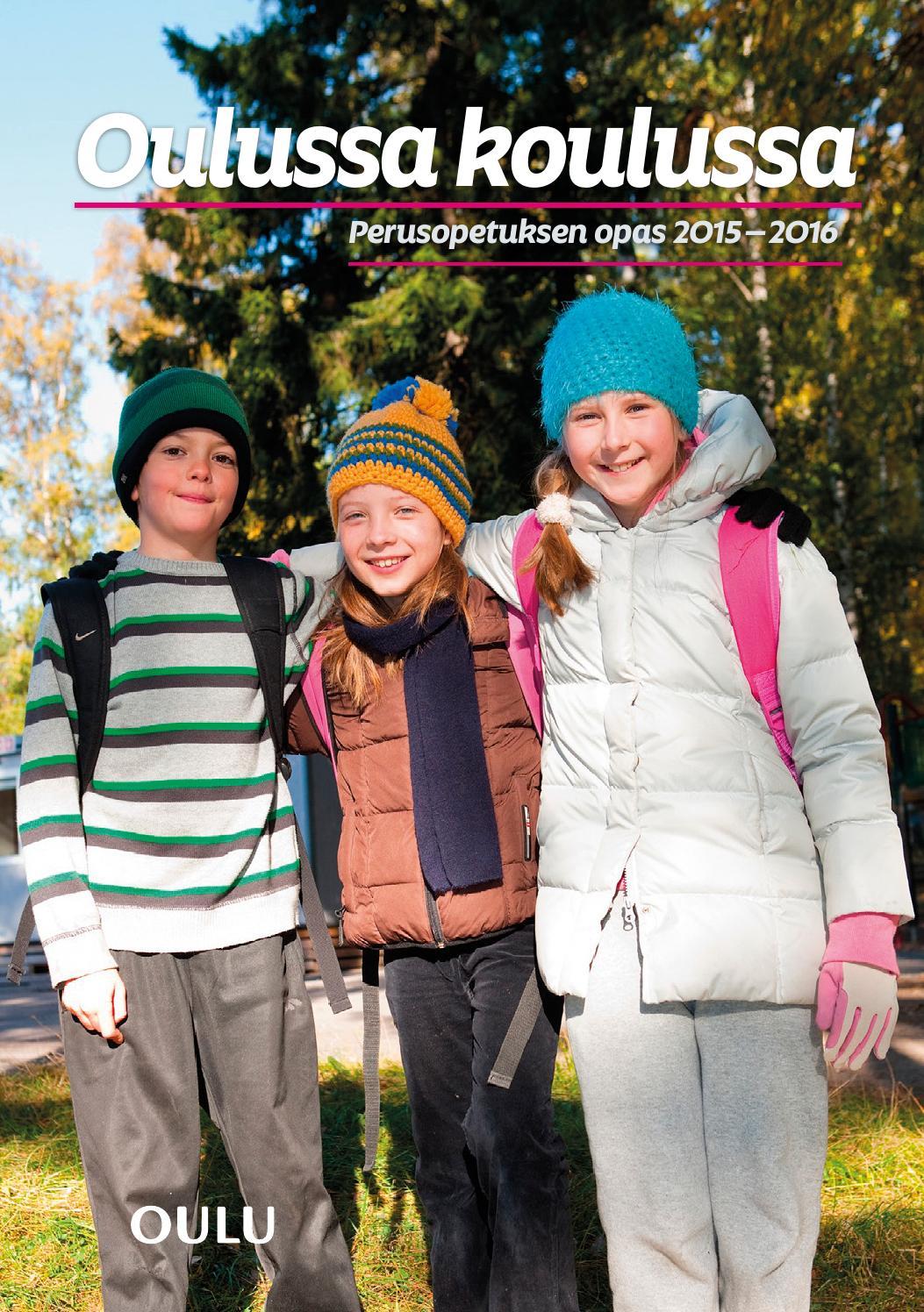 Kansainvälinen Koulu Oulu