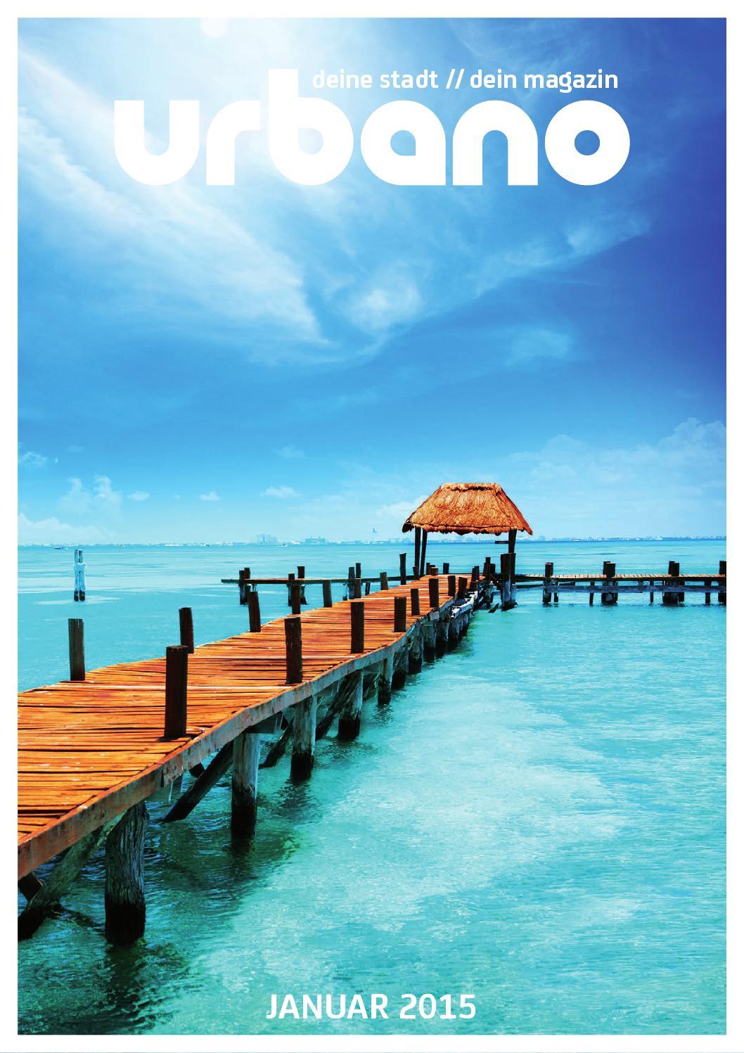 Urbano Januar 2015 by urbano Magazin issuu