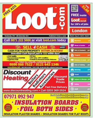 Loot London 17th Dec 2014 by Loot issuu