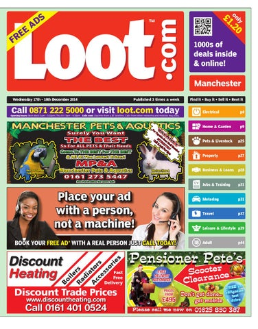 7028758ffd1 Loot Manchester 17th Dec 2014 by Loot - issuu