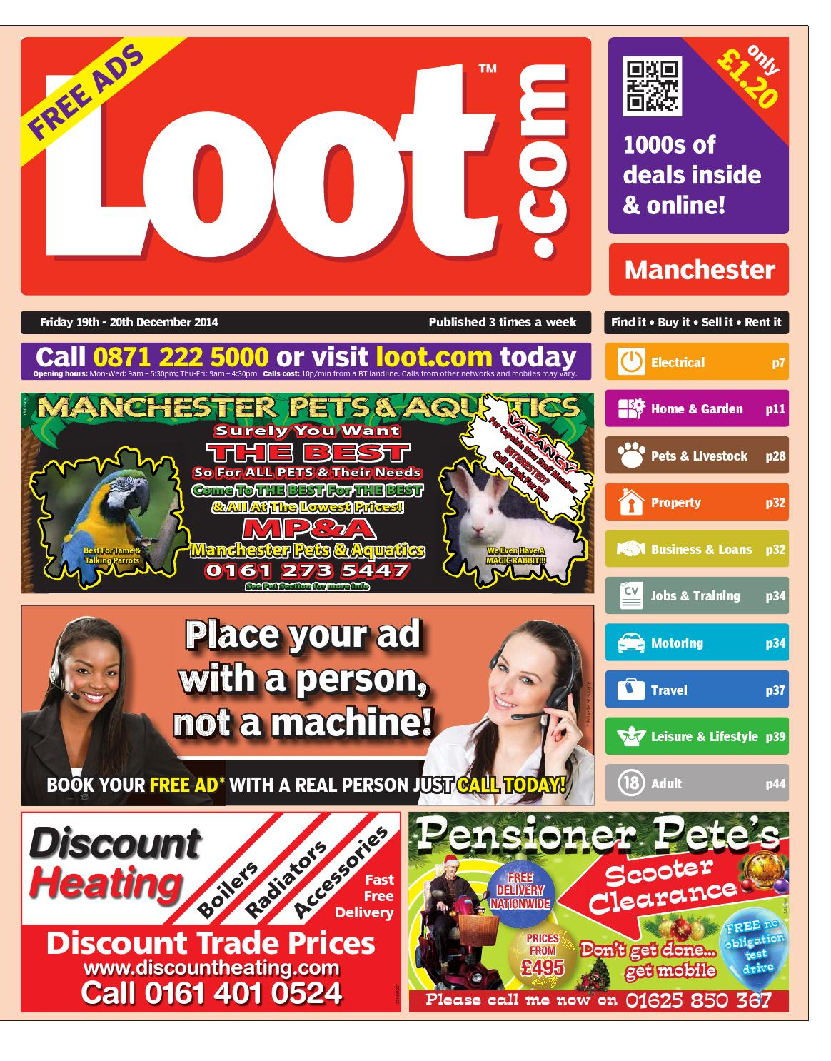 22362c23d28 Loot Manchester 19th Dec 2014 by Loot - issuu