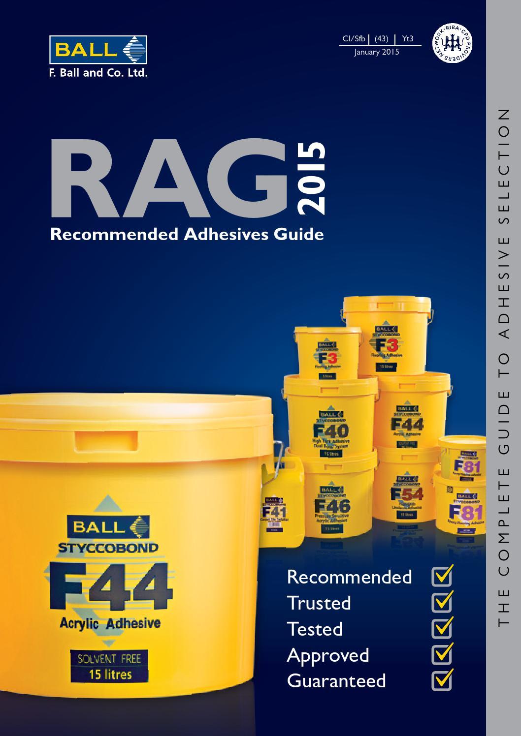 RAG guide 2015 by Creativeworld - issuu