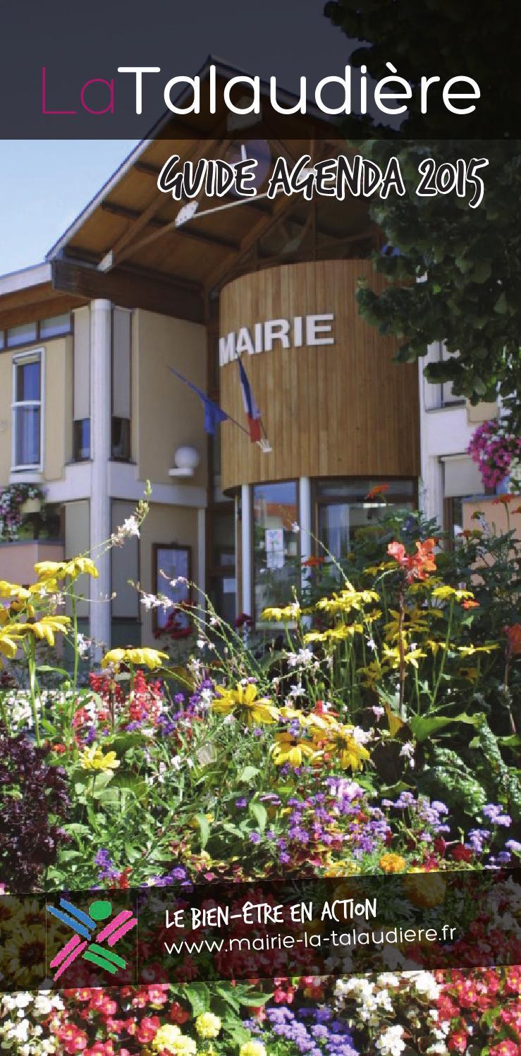 Guide agenda 2015 by mairie de la talaudi re issuu for Piscine la talaudiere