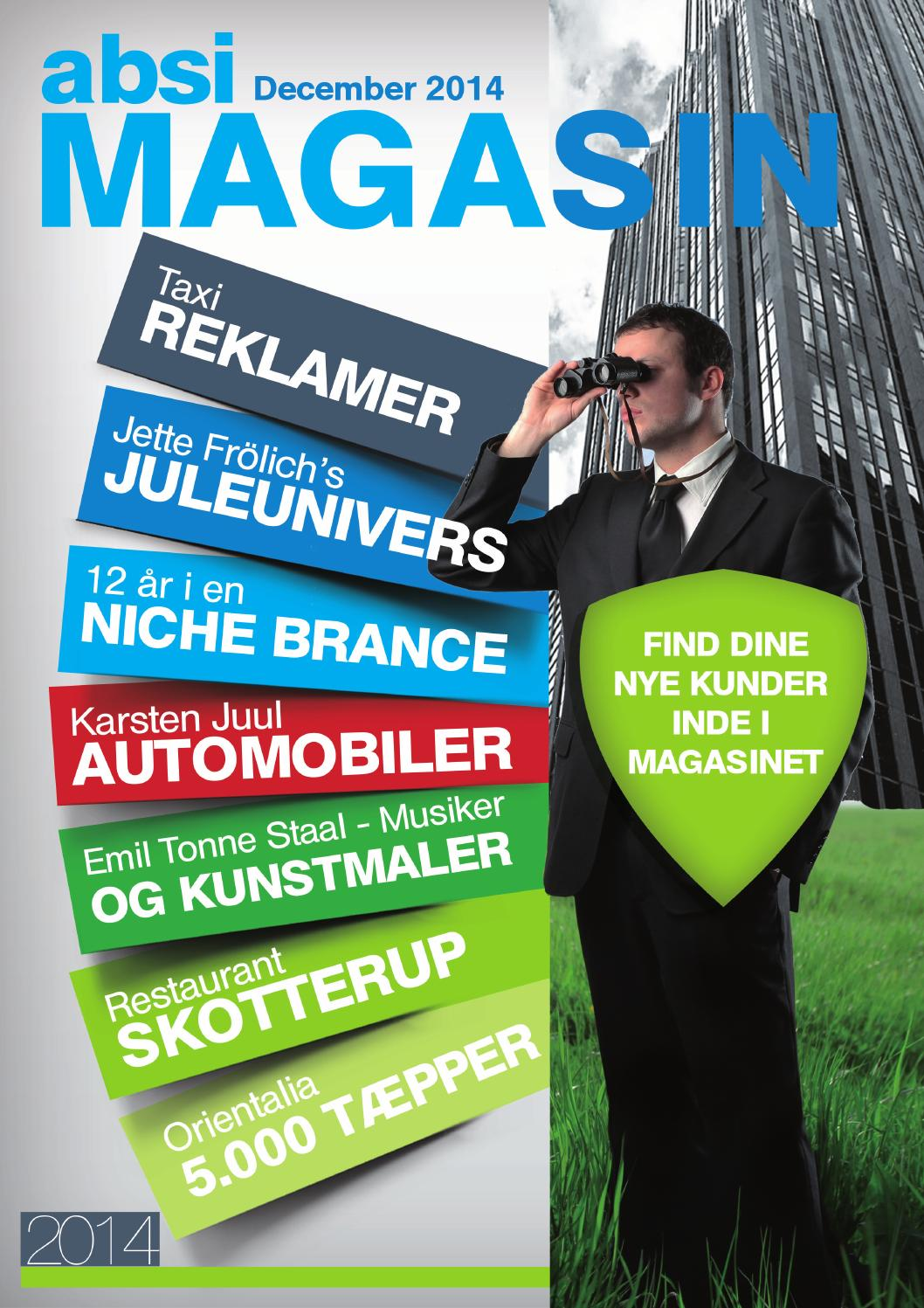 absi magasin december 2014 by Peter Fæster - issuu dd06fd50c7
