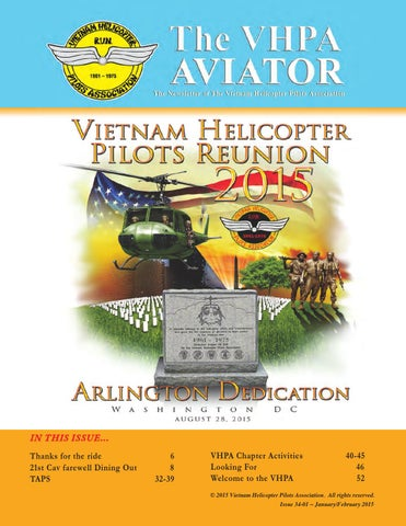 2f1d71cc5af95 The VHPA Aviator by Digital Publisher - issuu