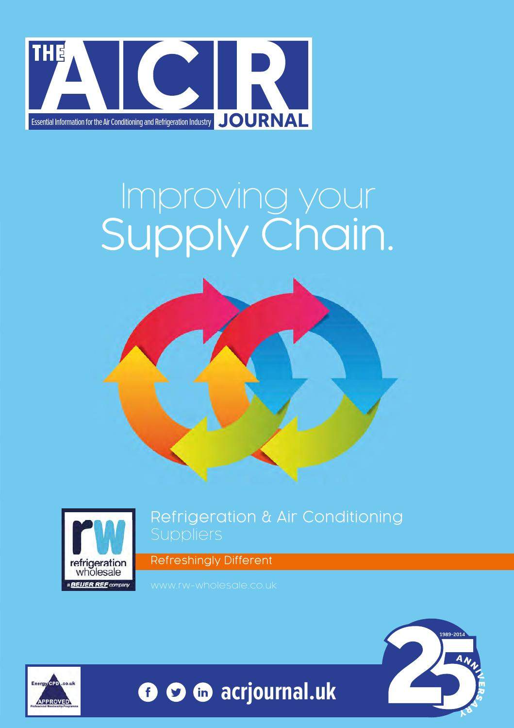 ACR Journal - January 2015 by ACR Journal - Heat Pumps Today - issuu
