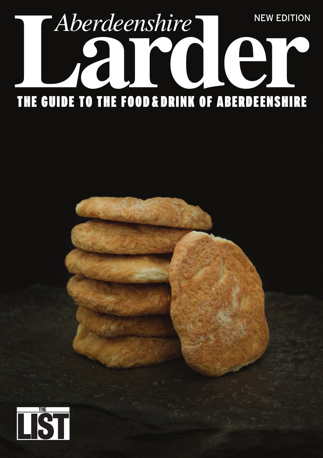 The Larder (2nd Edition) by The List Ltd - issuu