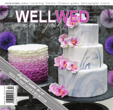 c1f15f140f WellWed - New York [Issue No. 14] by Vermont Vows and WellWed ...