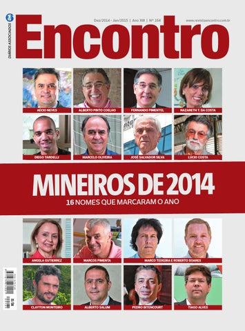 Revista Encontro 164 by Editora Encontro - issuu 872fc17d1081b