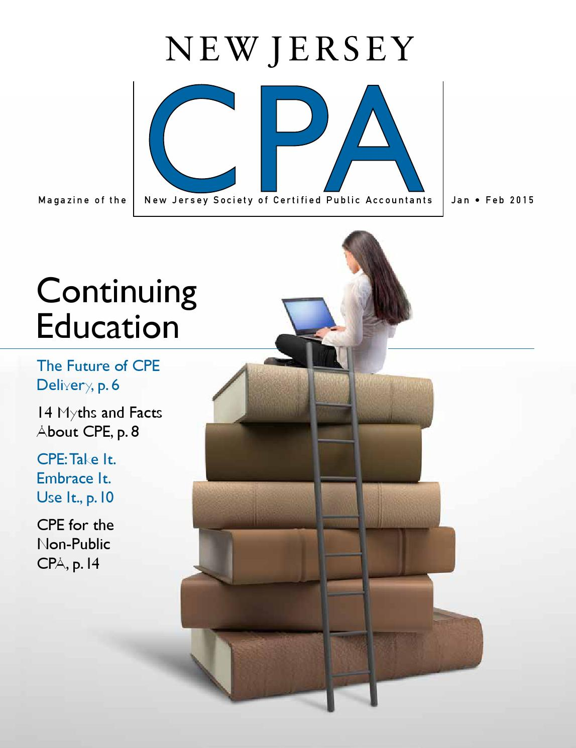 JanuaryFebruary 2015 by New Jersey Society of CPAs issuu – Eftps Worksheet