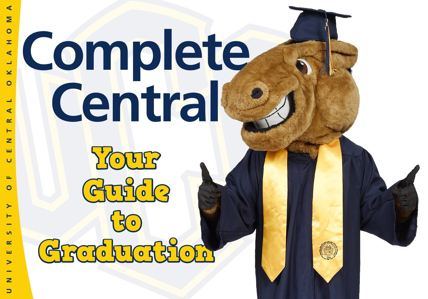 Uco Academic Calendar.Ucocompletecentralbook By Uco University Communications Issuu