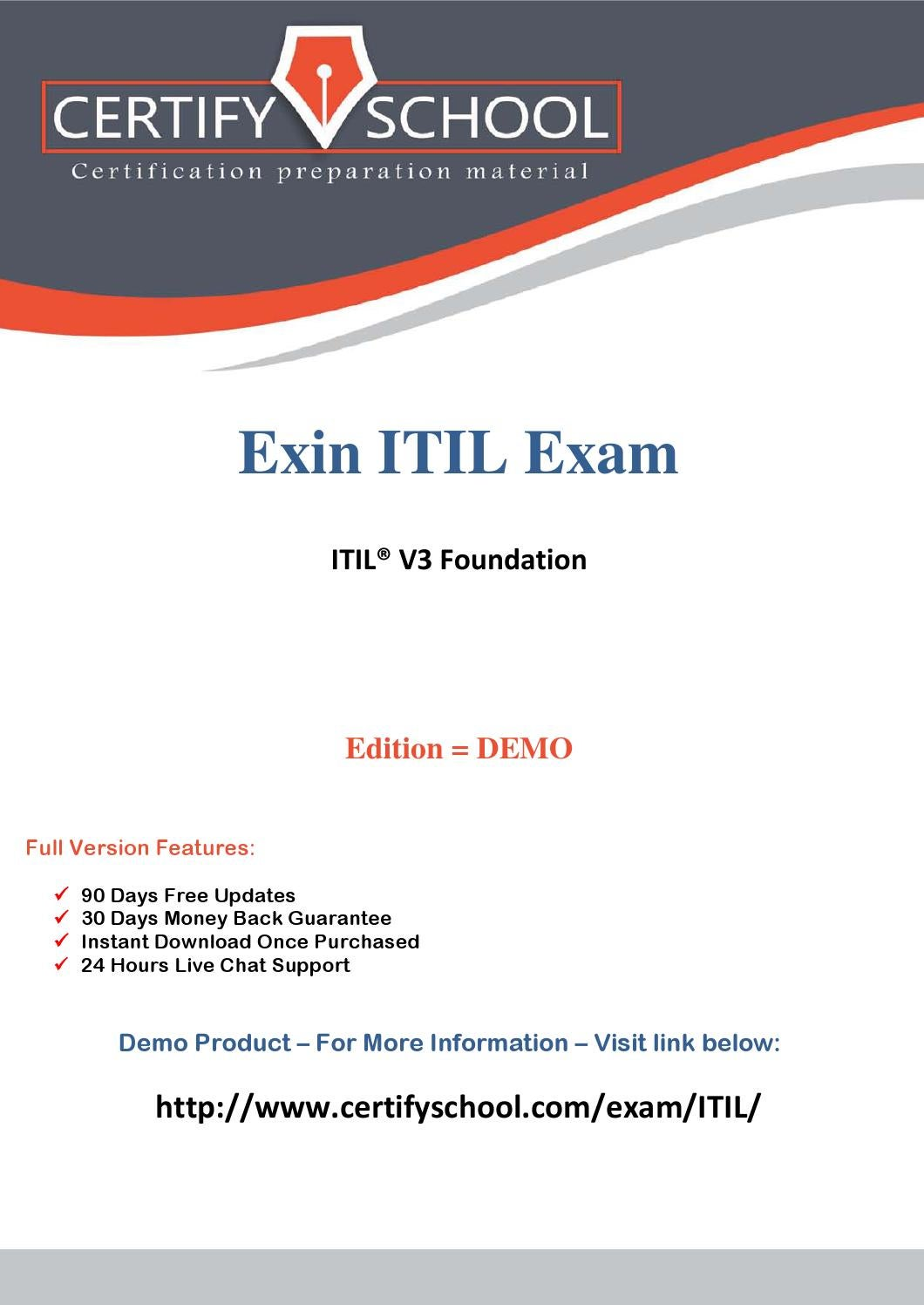 Itil certifyschool exam actual questions pdf by andrew mosley itil certifyschool exam actual questions pdf by andrew mosley issuu xflitez Gallery