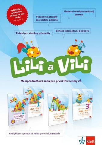 Lili A Vili 3 Katalog By Klettcz Issuu