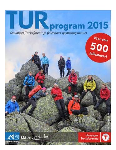 fda65ea0e Turprogram2015 stf by Stavanger Turistforening - issuu