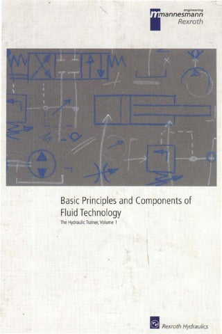 reslj the hydraulic trainer volume 1   basic principles   components of realjameswoods the hydraulic trainer volume 1   basic