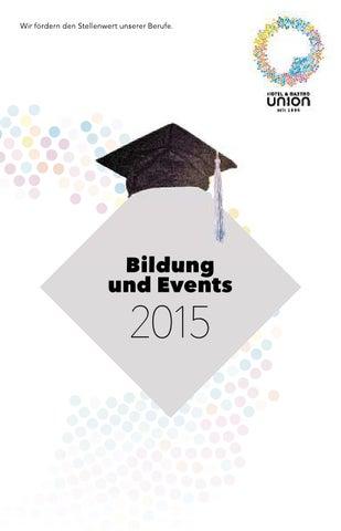 Bildung und Events 2015 by Hotel & Gastro Union - issuu