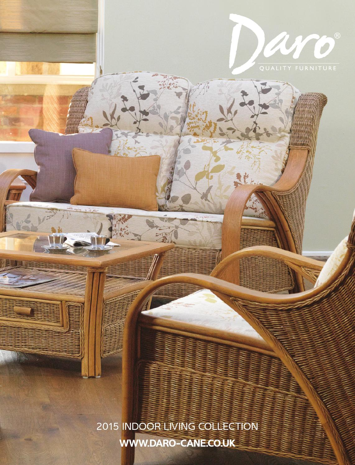 Daro indoor living collection 2015 by daro trading ltd issuu