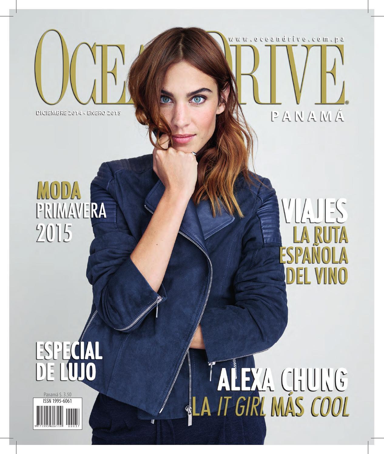 Ocean Drive Panamá diciembre-enero 2014 by Ocean Drive Magazine Panama -  issuu