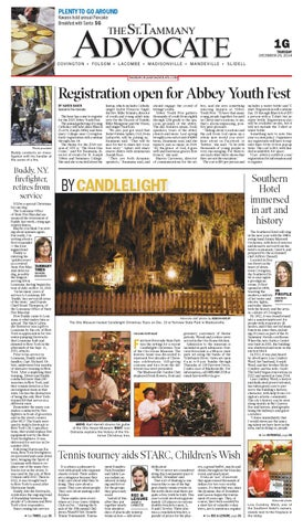 The st tammany advocate 122514 by the advocate issuu page 1 fandeluxe Choice Image