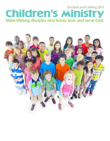 2015 DiscipleLand Catalog By