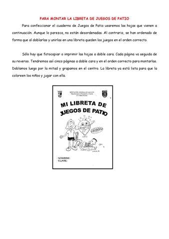 cuaderno de juegos populares y tradicionales by maestro_educa - issuu
