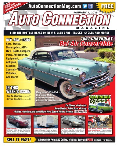 01 07 15 auto connection magazine by auto connection magazine issuu page 1 sciox Image collections