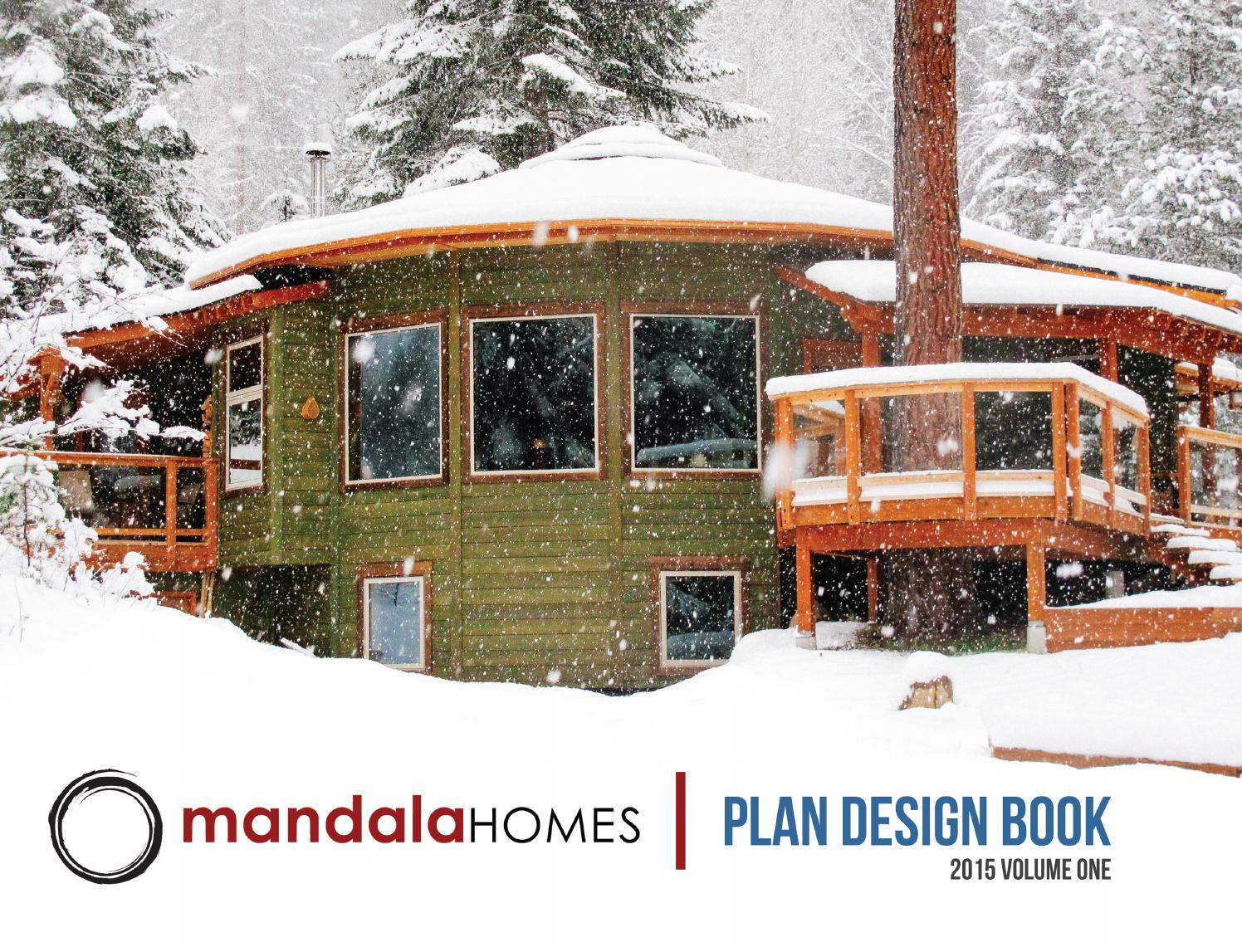 mandala homes plan design book 2015 volume onemandala custom