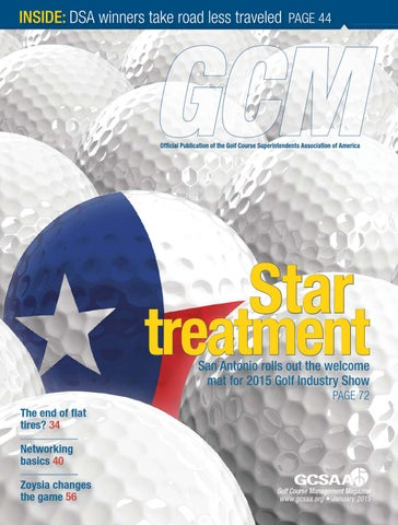 Golf Course Management January 2015 By Golf Course